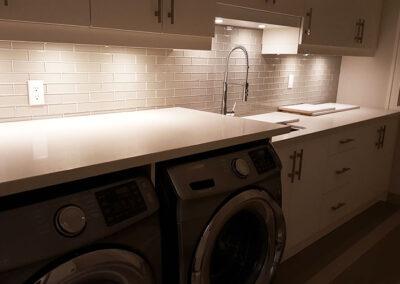 Kitchen countertop marble, granite, quartz